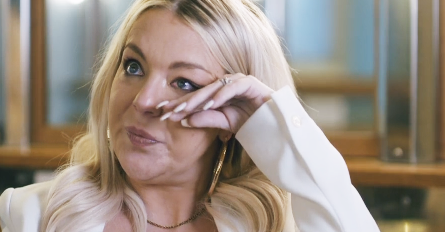 Sheridan Smith In Tears As She Remembers Death Of Brother