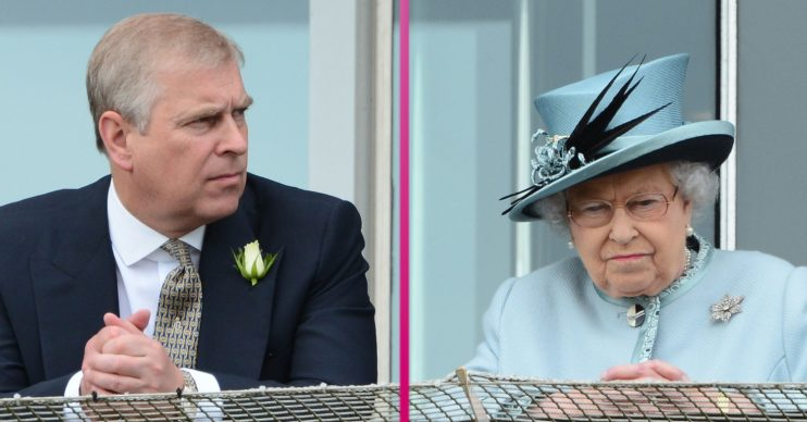 the queen prince andrew balmoral