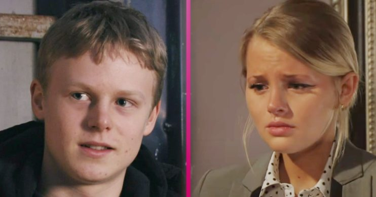 EastEnders Bobby Beale Lucy