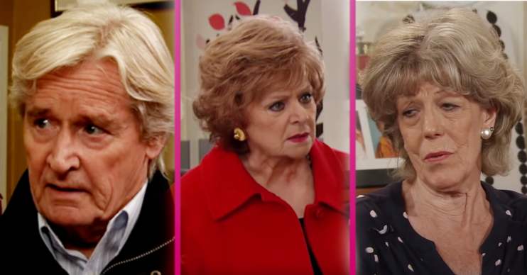 Coronation Street: Three major returns - Bill Roache, Barbara Knox and Sue Nicholls - confirmed for 60th anniversary
