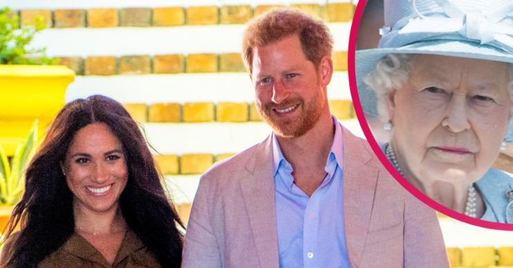 Meghan and Harry Netflix deal: Bookies place 2/1 odds that the Palace will pull it
