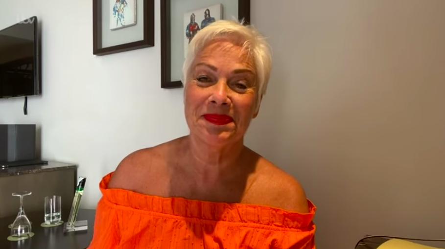 Denise Welch This Morning