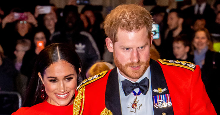 prince harry meghan markle frogmore