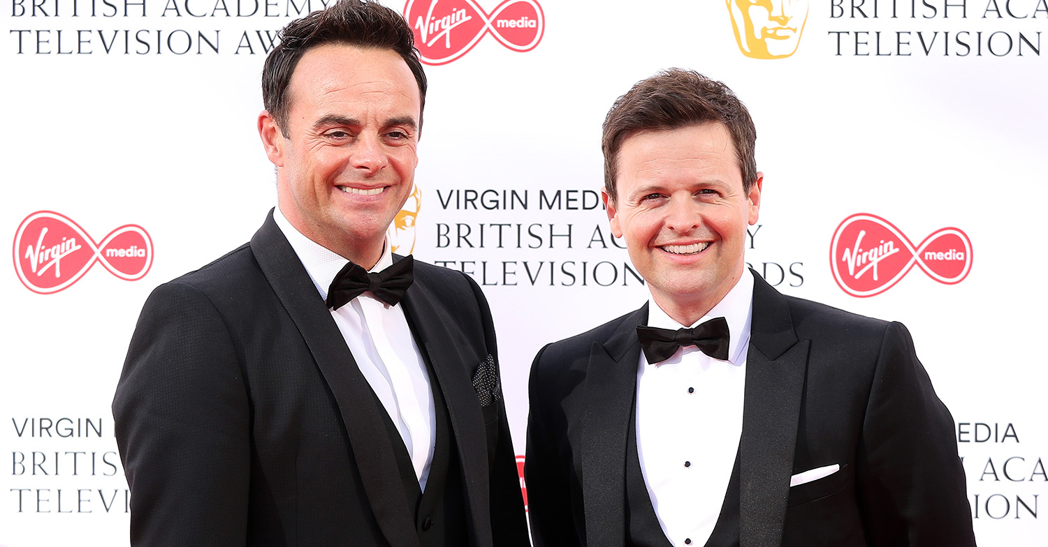 ant and dec celebrity