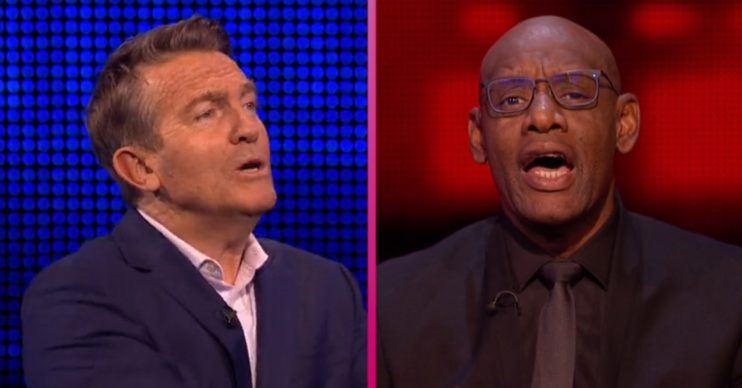 The Chase Shaun Wallace singing