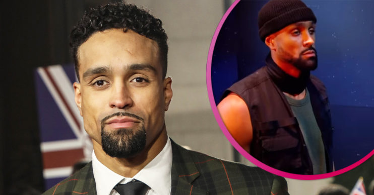 Ashley Banjo on BGT