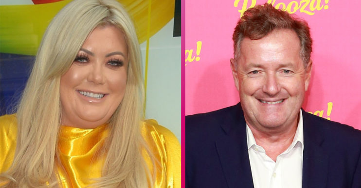 Gemma Collins and Piers Morgan Life Stories