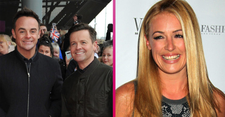 Ant and Dec and Cat Deeley SMTV