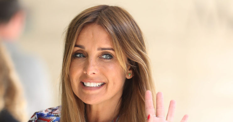 louise redknapp stage