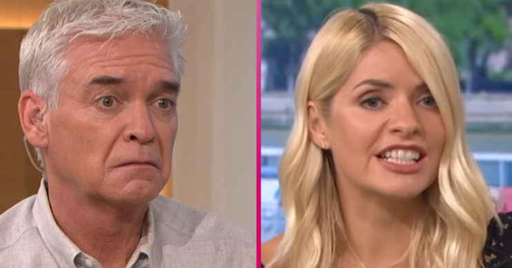 Phillip and Holly on This Morning