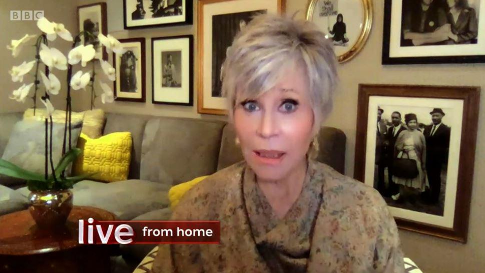 Alex Jones Jane Fonda