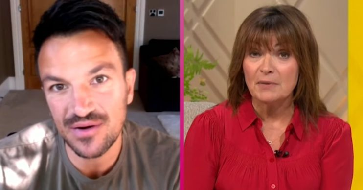 Peter Andre bullied