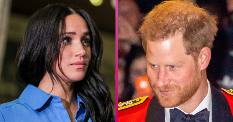 meghan markle prince harry military