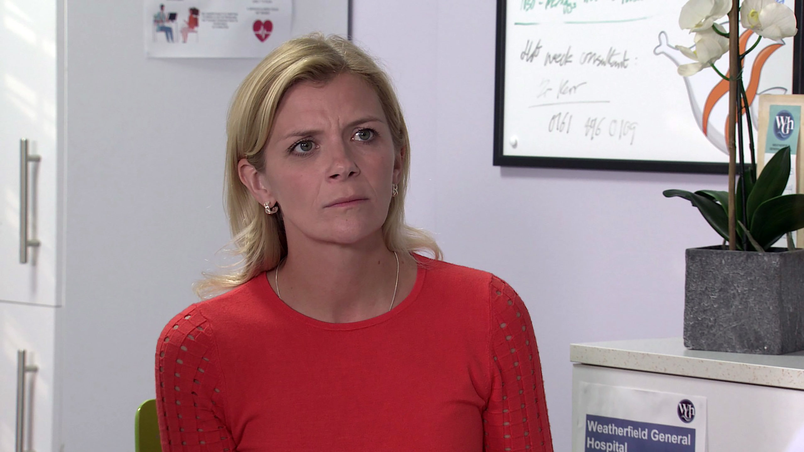 Coronation Street SPOILERS: Leanne makes a plan to take poorly Oliver out of the country
