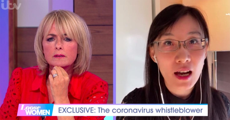 loose women itv whistleblower