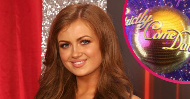 strictly come dancing maisie smith