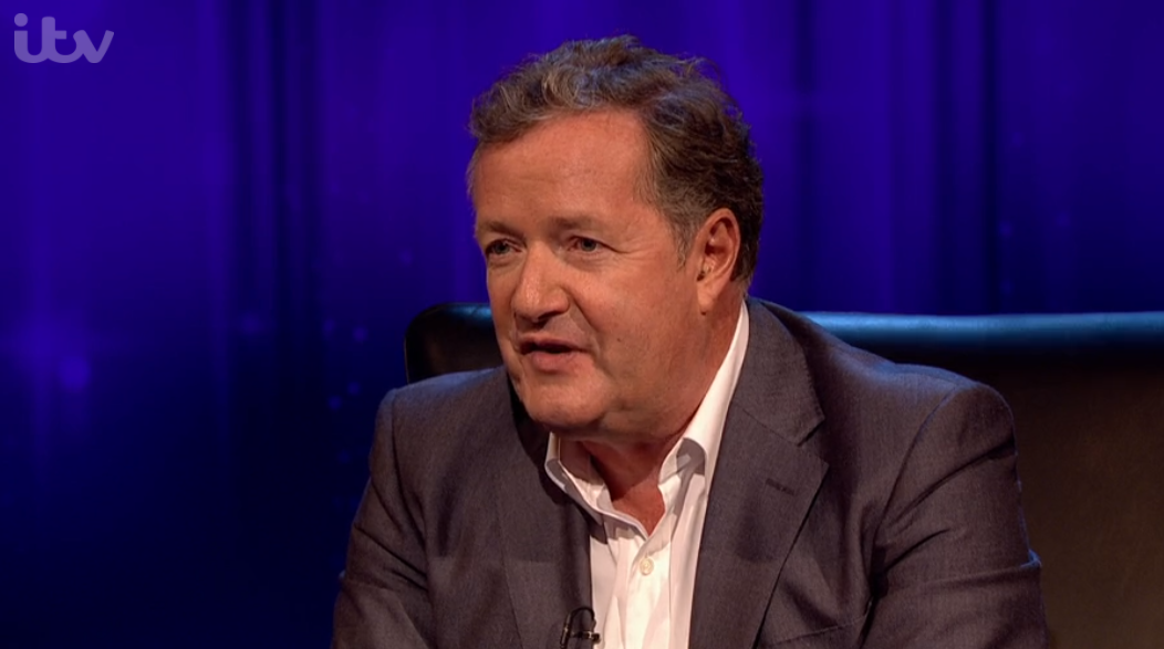 Tom Moore Piers Morgan