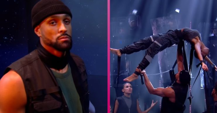 Ashley Banjo Black Lives Matter