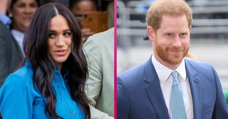 Meghan Markle and Prince Harry - Netflix