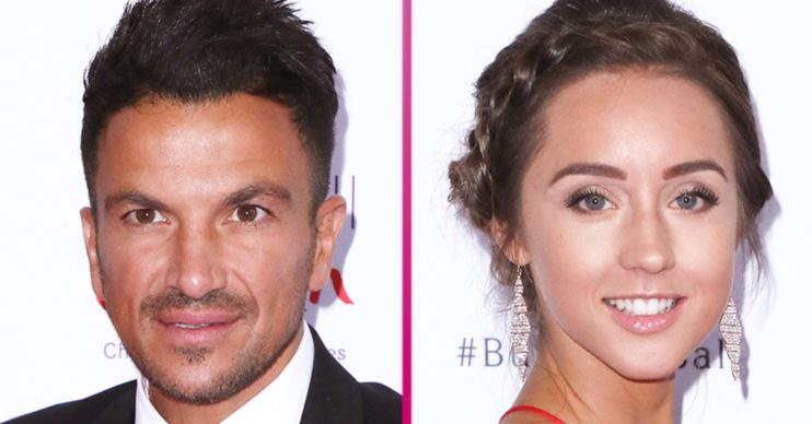 Peter Andre wife Emily
