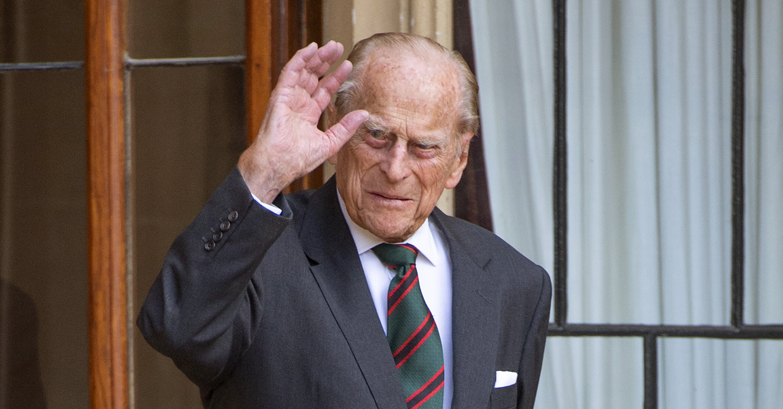prince philip royal family