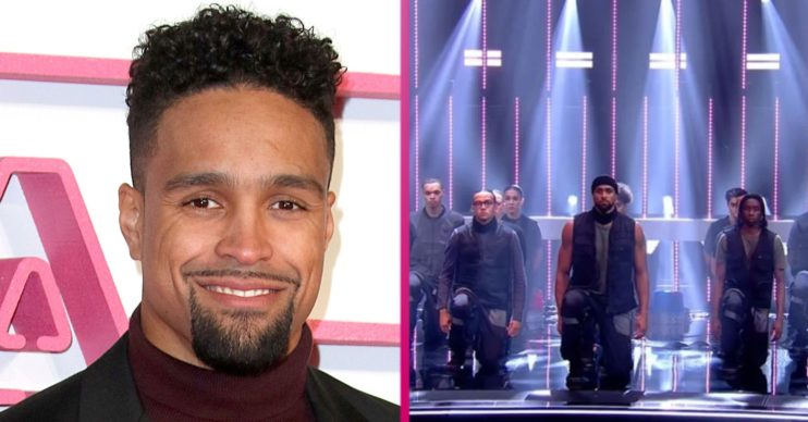 Ashley Banjo Black Lives Matter (1)