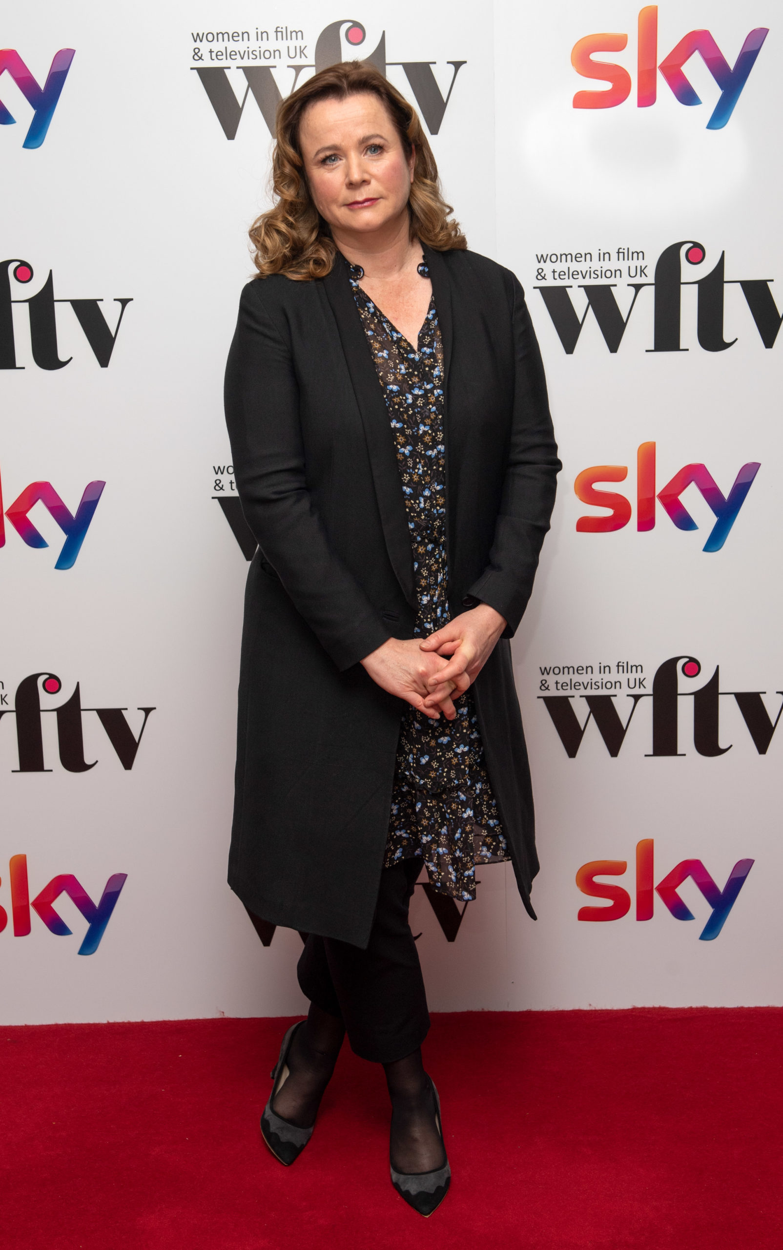 Too Close ITV star Emily Watson