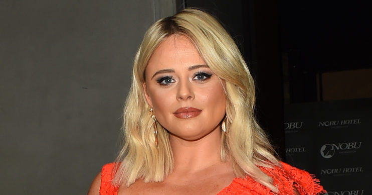 emily atack weight loss
