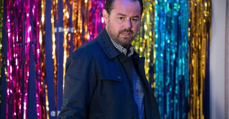 EastEnders Mick Frankise secret