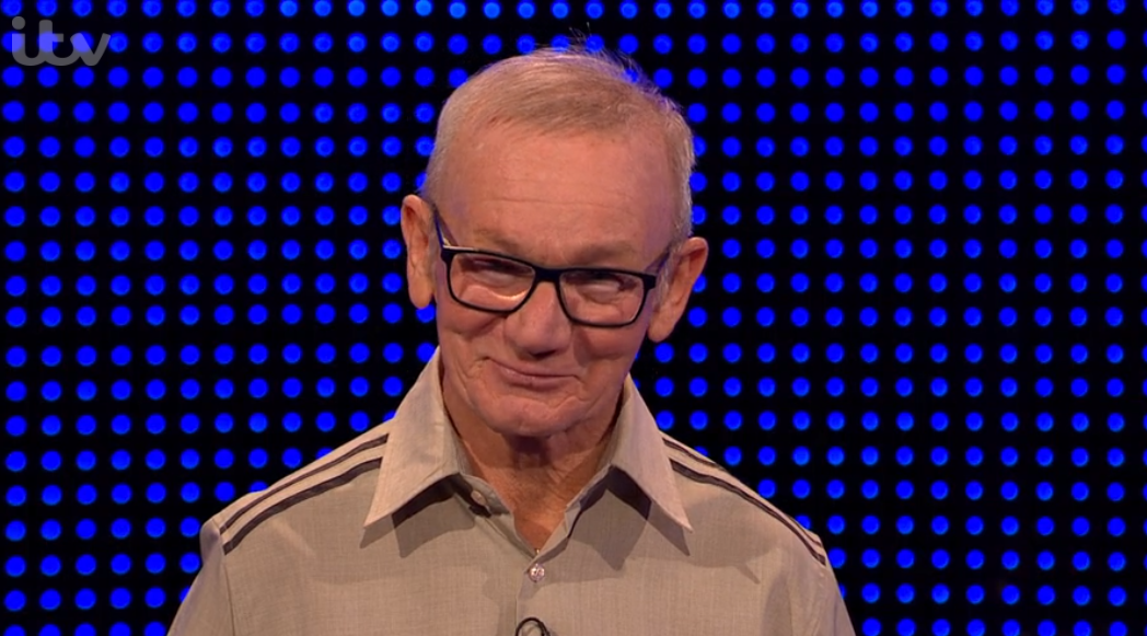 Charlie on The Chase