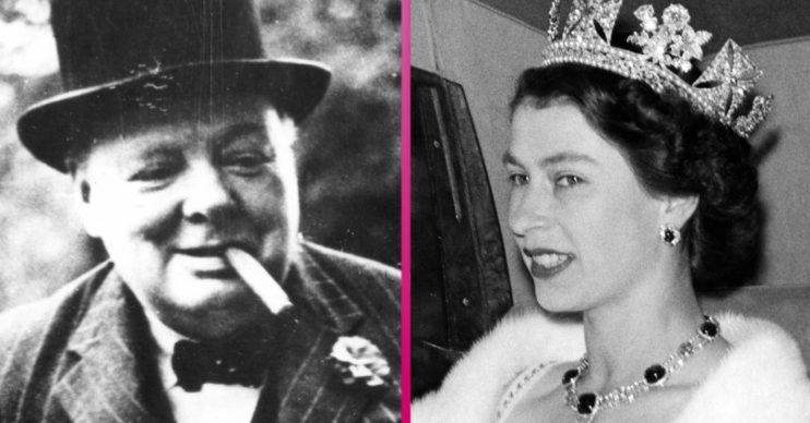The Queen Churchill