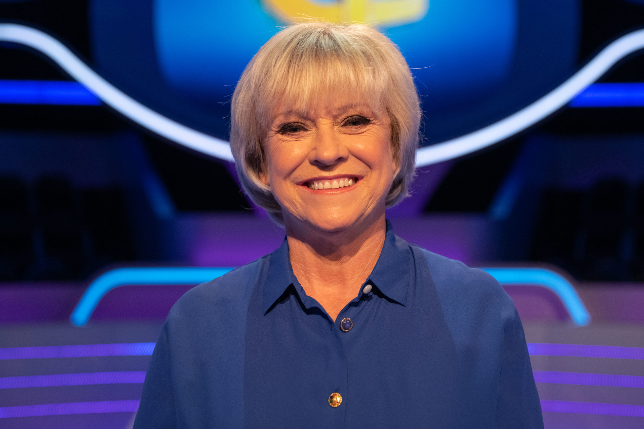 Sue Barker presents A Question of Sport