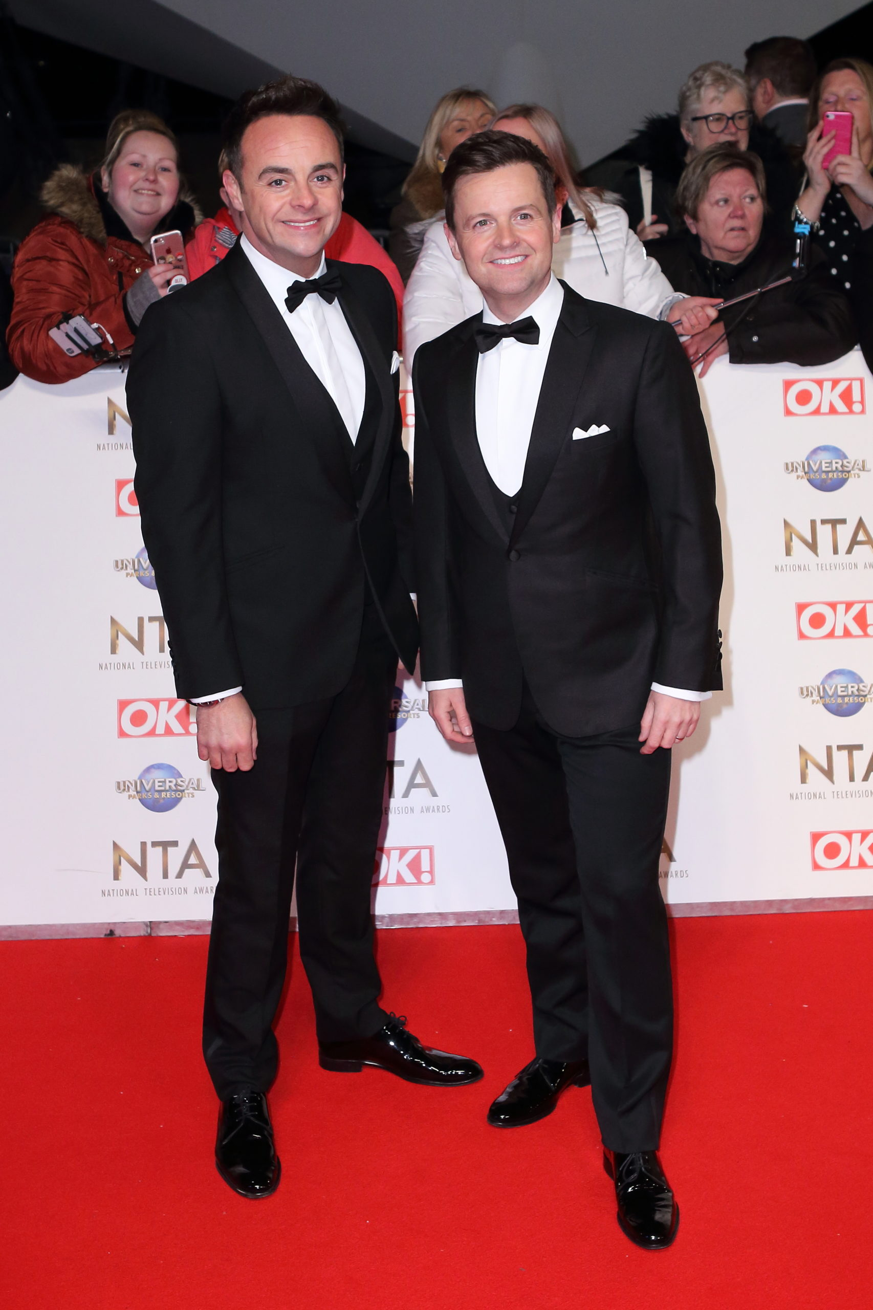 Ant and Dec have recently celebrated 30 years in television