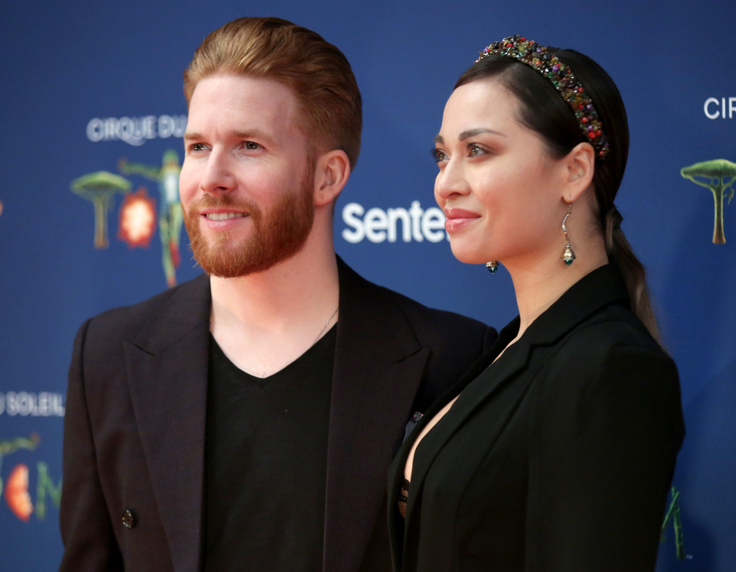 Neil Jones said the Seann Walsh kiss wasn't the reason he split from wife Katya.