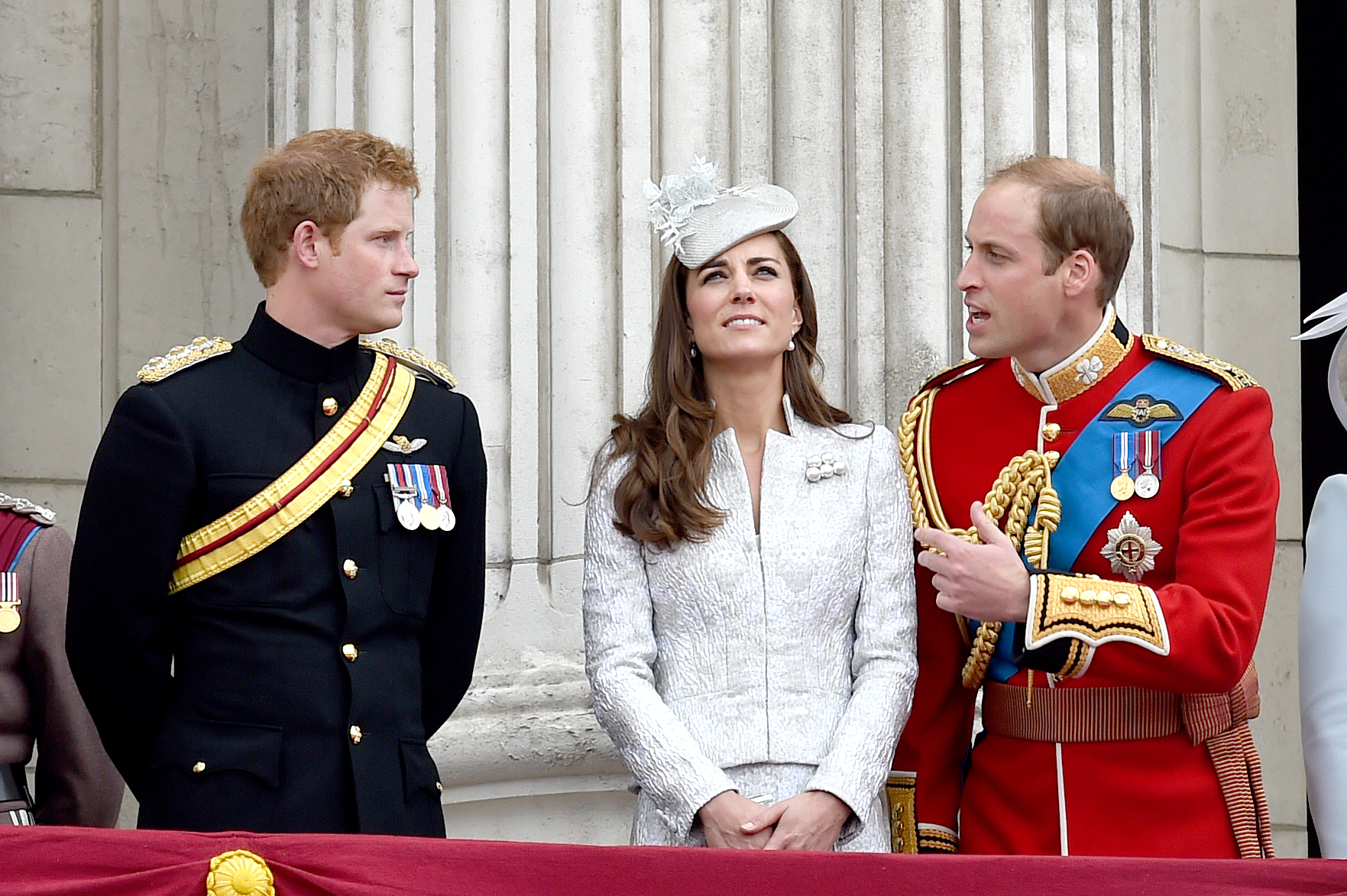 Prince William and Kate were once believed to be very close with Prince Harry.