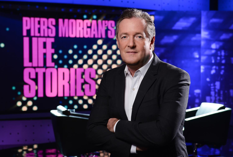 Gemma Collins Piers Morgan's Life Stories