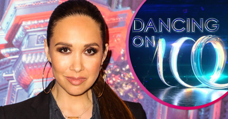 Dancing On Ice Myleene Klass