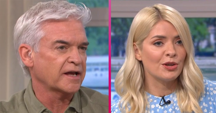 This Morning - Phillip Schofield and Holly Willoughby