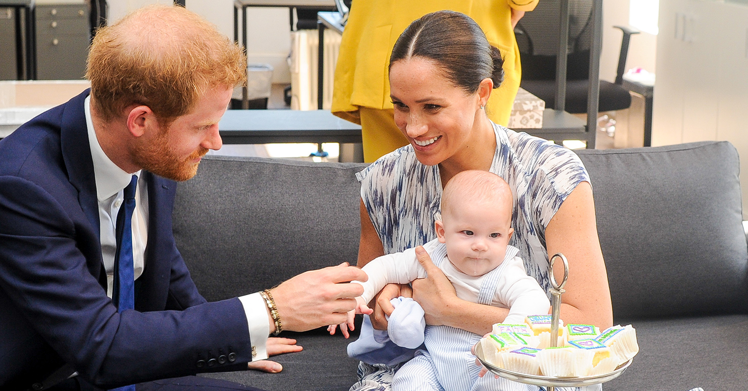 baby archie prince harry meghan markle