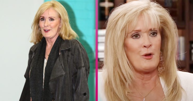 Coronation Street Beverley Callard Strictly