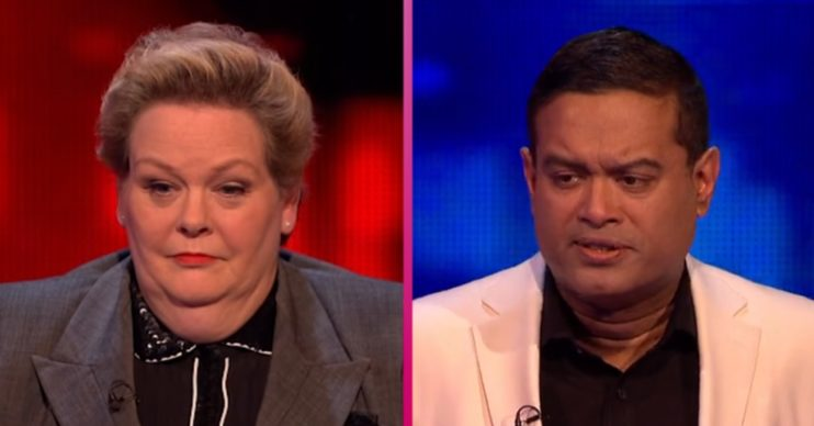Anne Hegerty The Chase Paul SInha