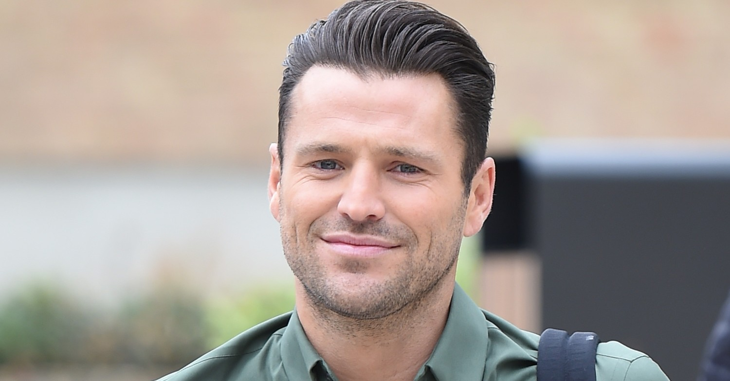 Mark Wright Shares Sweet Photo With Mum Carol Entertainment Daily