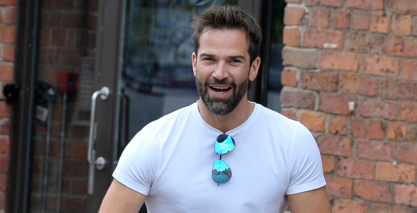 Gethin Jones married