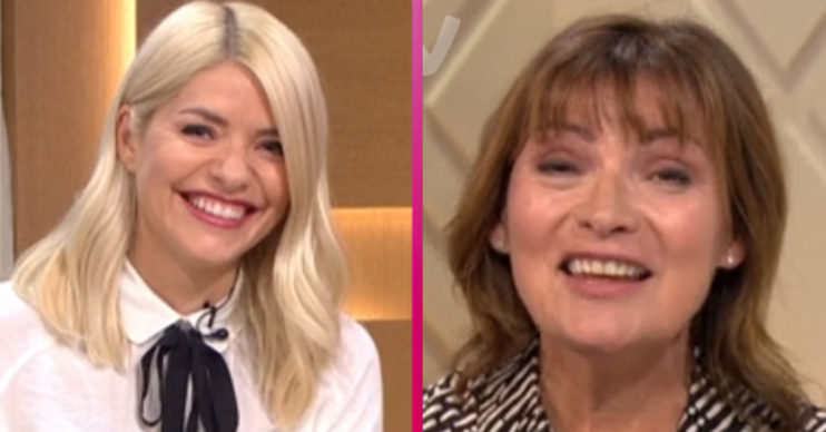 This Morning Holly Willoughby Lorraine
