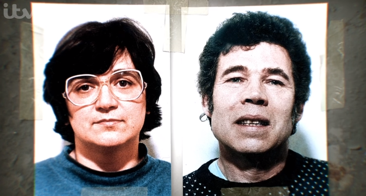 Fred and Rose West, 25 Cromwell Street