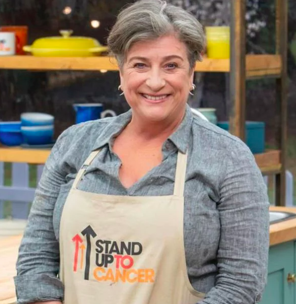 Caroline Quentin GBBO Stand Up To Cancer