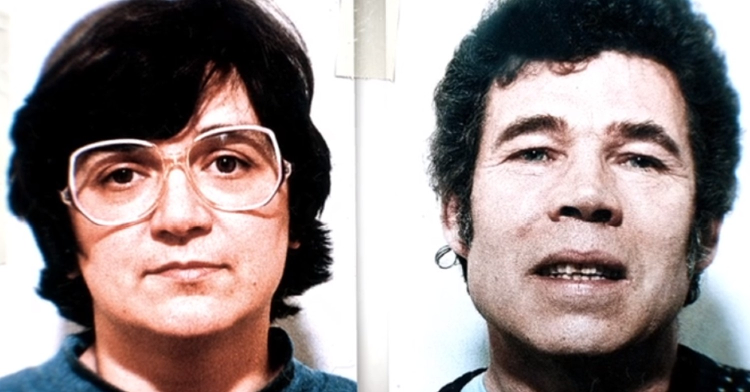 Fred and Rose West 25 Cromwell Street