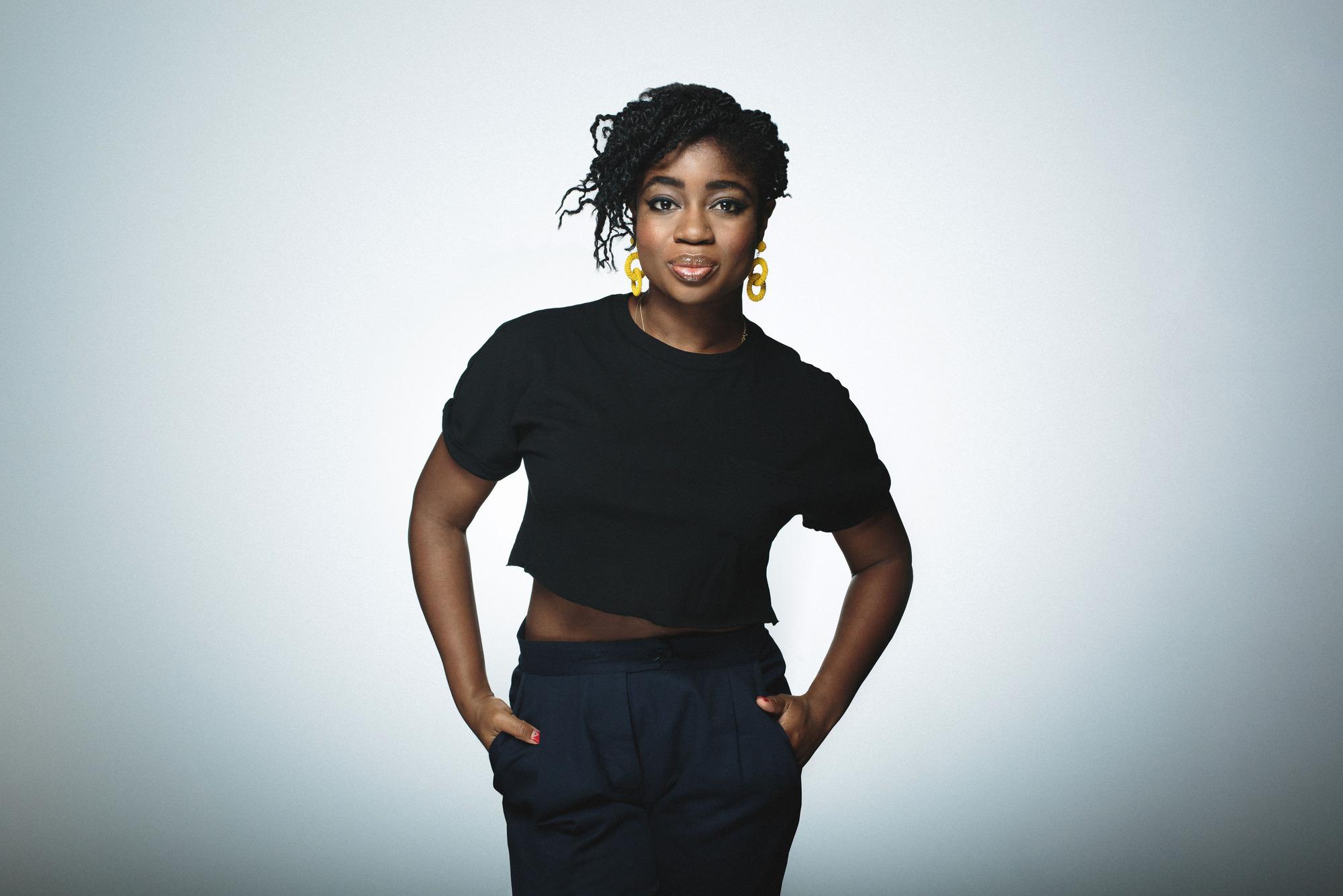 Clara Amfo Radio 1 DJ joins Strictly