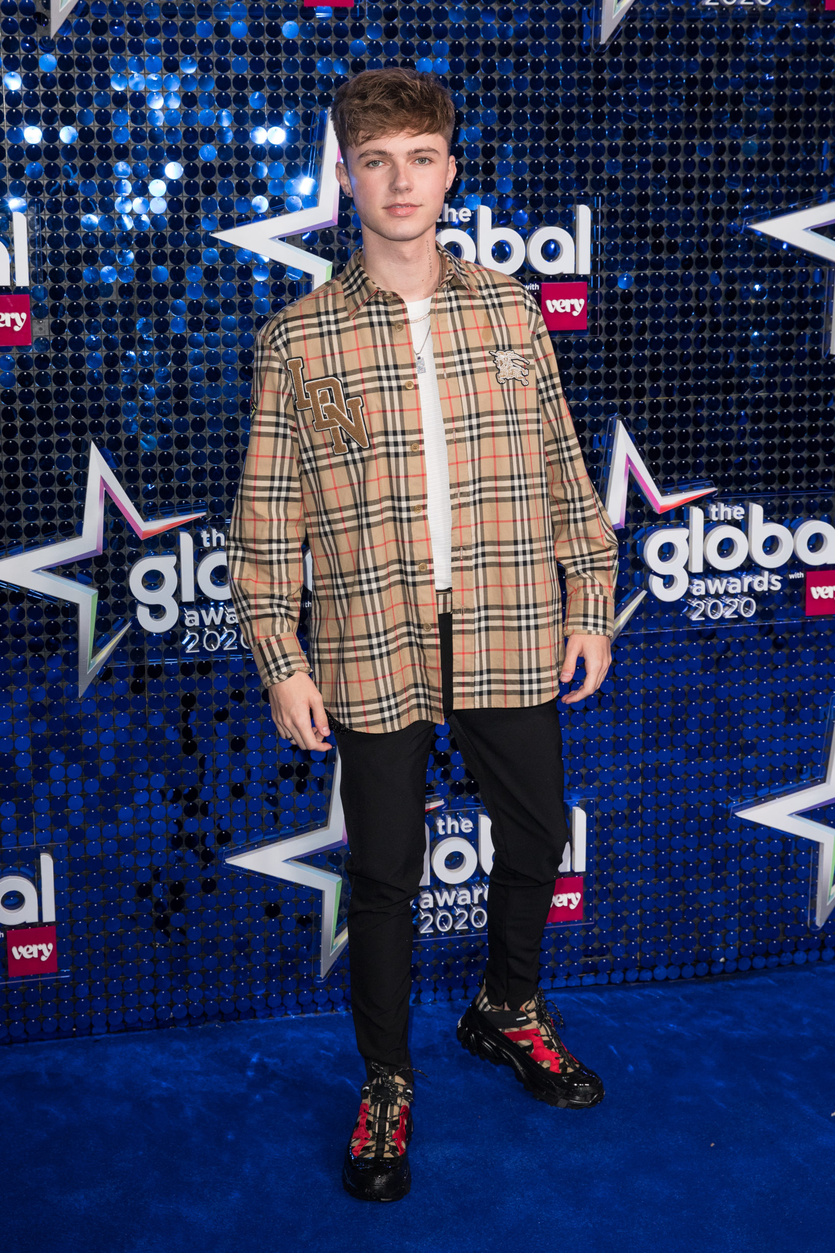 HRVY joins Strictly