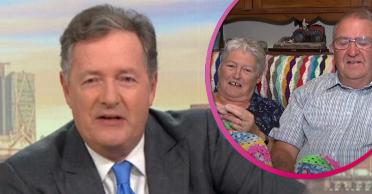 Piers Morgan on GMB